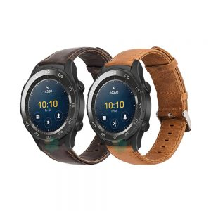 خرید بند ساعت Huawei Watch 2 Sport چرمی Genuine Leather