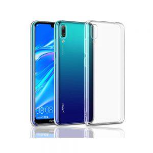 خرید قاب ژله ای شفاف گوشی هواوی Huawei Y7 Pro 2019 مدل Clear TPU