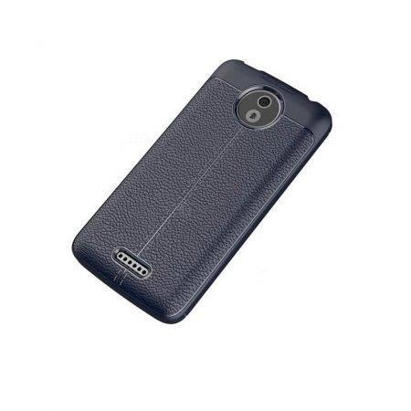 خرید کاور طرح چرمی اتو فوکوس گوشی موتورولا Motorola Moto C