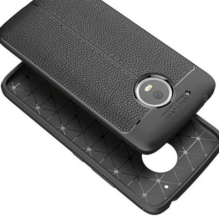 خرید کاور طرح چرمی اتو فوکوس گوشی موتورولا Motorola Moto G5