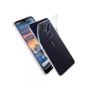 خرید قاب ژله ای شفاف گوشی نوکیا 4.2 - Nokia 4.2 مدل Clear TPU