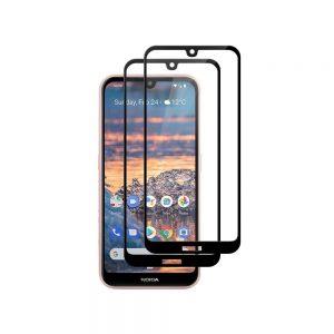 خرید گلس محافظ تمام صفحه گوشی نوکیا Nokia 4.2 - 4.2