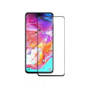 خرید گلس محافظ تمام صفحه گوشی سامسونگ Samsung Galaxy A70