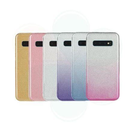 خرید قاب ژله ای اکلیلی گوشی سامسونگ Samsung Galaxy S10 Plus