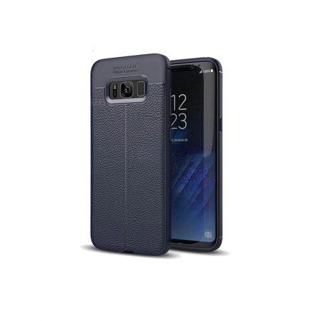 خرید Samsung Galaxy S8 Plus Auto Focus Leather Cover Case