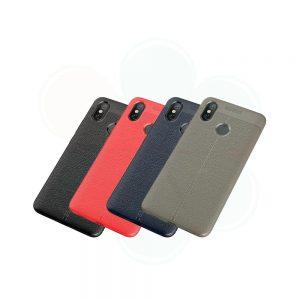 خرید کاور طرح چرمی اتو فوکوس گوشی شیائومی Xiaomi Mi Max 3