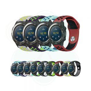 خرید بند ساعت هوشمند Huawei Watch 2 Sport مدل سیلیکونی نایکی