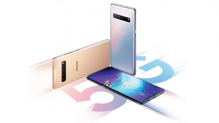 مشکل اتصال در گوشی Galaxy S10 5G