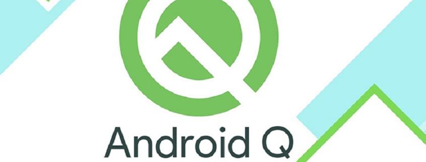 پشتیبانی اندروید Q از 5G