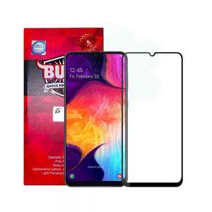 خرید محافظ صفحه شیشه ای بوف 5D گوشی سامسونگ Samsung Galaxy A70