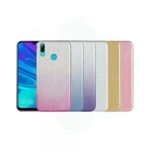 خرید قاب ژله ای اکلیلی گوشی هواوی Huawei P smart 2019