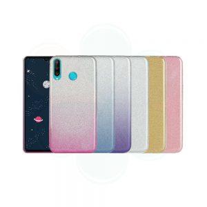 خرید قاب ژله ای اکلیلی گوشی هواوی Huawei P30 lite / nova 4e