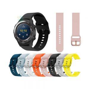 خرید بند ساعت هواوی Huawei Watch 2 Sport طرح سیلیکونی نرم