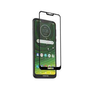 خرید گلس محافظ تمام صفحه گوشی موتورولا Motorola Moto G7 Play