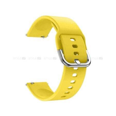 خرید بند ساعت هوشمند موتورولا Moto 360 42mm مدل سیلیکونی نرم
