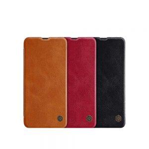خرید کیف چرمی نیلکین گوشی سامسونگ Samsung Galaxy A70 مدل Nillkin Qin