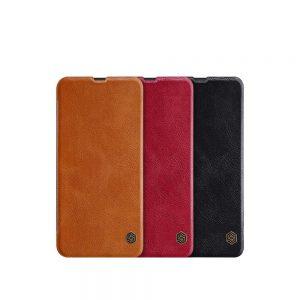 خرید کیف چرمی نیلکین گوشی سامسونگ Samsung Galaxy M30 مدل Nillkin Qin