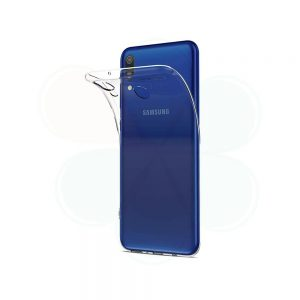 خرید قاب ژله ای شفاف گوشی سامسونگ Samsung Galaxy A20 مدل Clear TPU