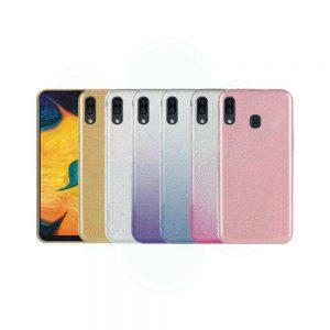 خرید قاب ژله ای اکلیلی گوشی سامسونگ Samsung Galaxy A20