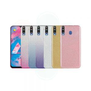 خرید قاب ژله ای اکلیلی گوشی سامسونگ Samsung Galaxy M30