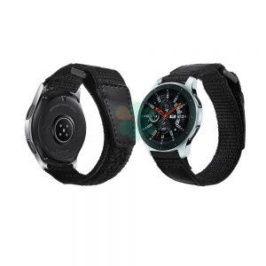 خرید بند ساعت سامسونگ Galaxy Watch 46mm مدل نایلون چسبی