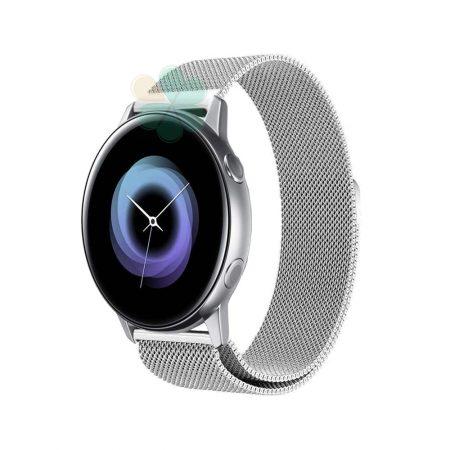 خرید بند ساعت سامسونگ Galaxy Watch Active مدل حصیری