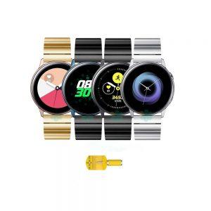خرید بند ساعت هوشمند Samsung Galaxy Watch Active استیل One Bead