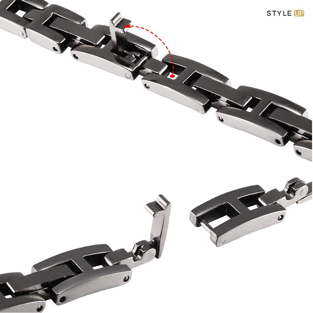 خرید بند ساعت سامسونگ Gaer S3 مدل استیل X-Link