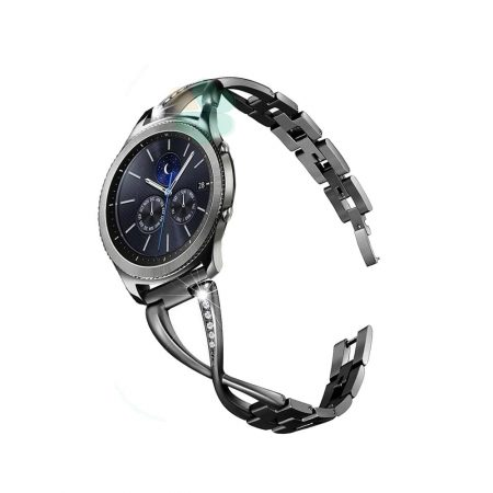خرید بند ساعت سامسونگ Gear S3 مدل استیل X-Link