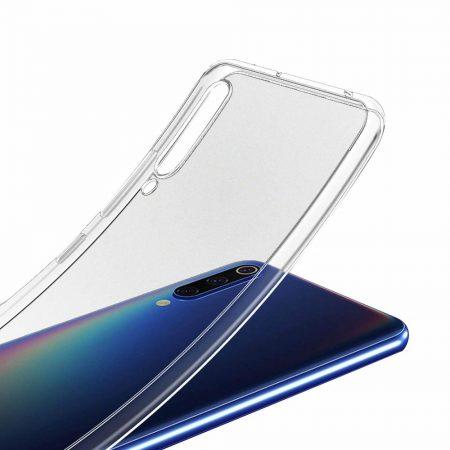 خرید قاب ژله ای شفاف گوشی شیائومی Xiaomi Mi 9 مدل Clear TPU