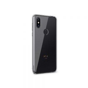 خرید قاب ژله ای شفاف گوشی شیائومی Xiaomi Mi Mix 3 مدل Clear TPU