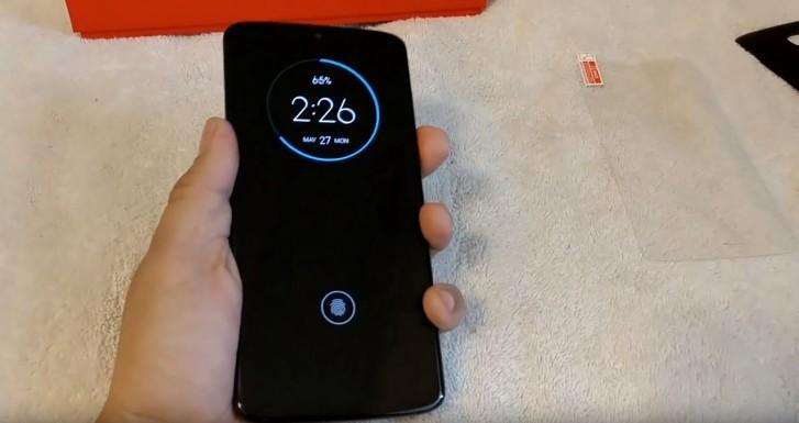گوشی موتو Z4