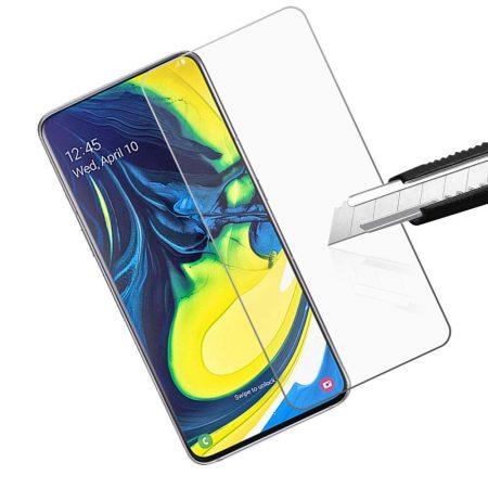 خرید محافظ صفحه گلس گوشی سامسونگ Samsung Galaxy A80