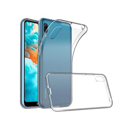 خرید قاب ژله ای شفاف گوشی هواوی Huawei Y6 2019 مدل Clear TPU