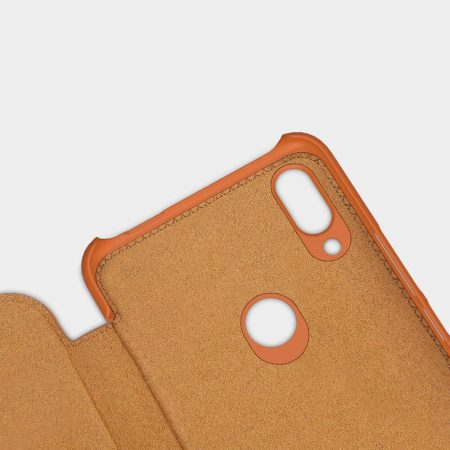 خرید کیف چرمی نیلکین گوشی هواوی Huawei P Smart Z مدل Nillkin Qin