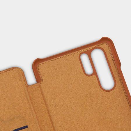 خرید کیف چرمی نیلکین گوشی هواوی Huawei P30 Pro مدل Nillkin Qin