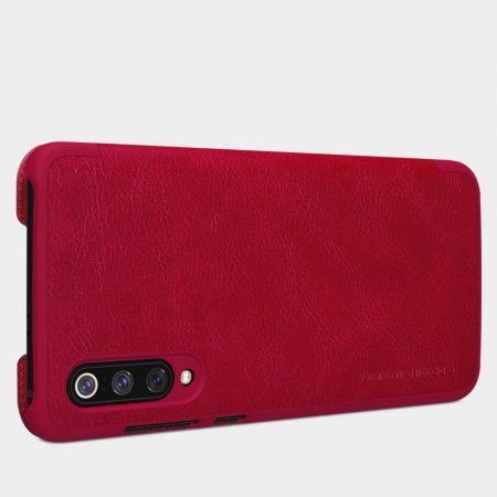 خرید کیف چرمی نیلکین گوشی شیائومی Xiaomi Mi 9 مدل Nillkin Qin