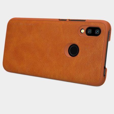 خرید کیف چرمی نیلکین گوشی شیائومی Xiaomi Redmi 7 مدل Nillkin Qin