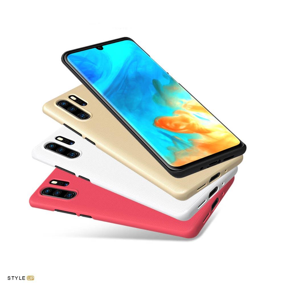 رنگبندی متنوع قاب نیلکین Huawei P30 Pro