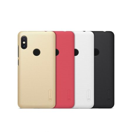 خرید قاب نیلکین گوشی شیائومی Redmi Note 6 Pro مدل Nillkin Frosted