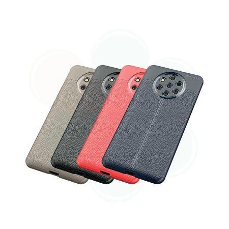 خرید کاور طرح چرمی اتو فوکوس گوشی نوکیا Nokia 9 PureView