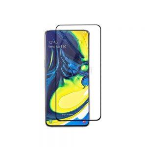 خرید گلس محافظ تمام صفحه گوشی سامسونگ Samsung Galaxy A80