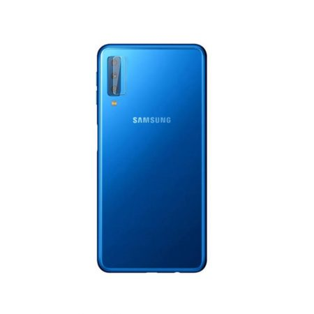 خرید محافظ لنز دوربین گوشی سامسونگ Galaxy A7 2018 مدل گلس 9H