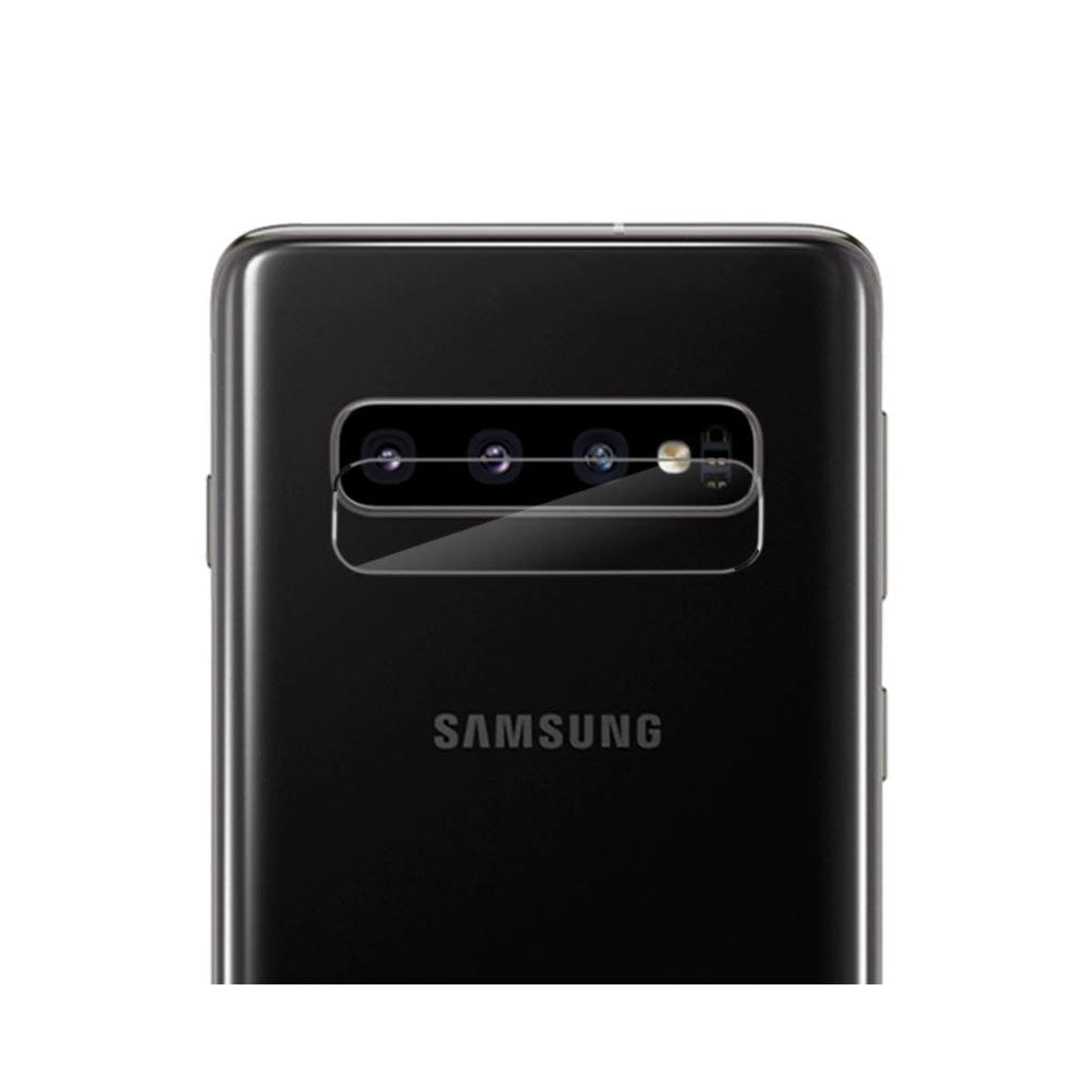 خرید محافظ لنز دوربین گوشی سامسونگ Samsung S10 مدل گلس 9H