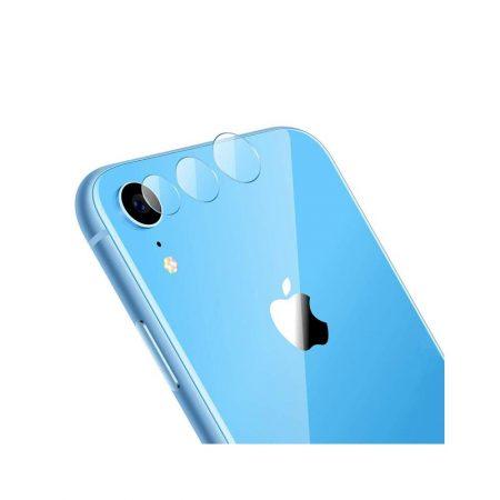 خرید محافظ لنز دوربین گوشی آیفون iPhone XR مدل گلس 9H