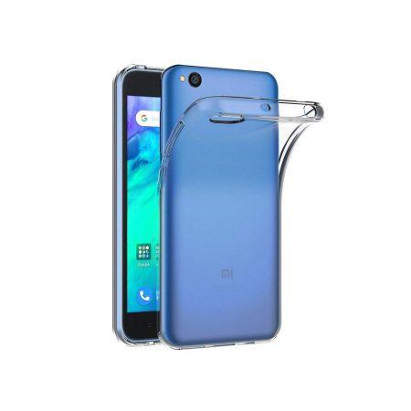 خرید قاب ژله ای شفاف گوشی شیائومی Xiaomi Redmi Go مدل Clear TPU
