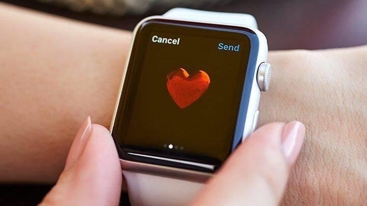 سنجش ضربان قلب ساعت هوشمند