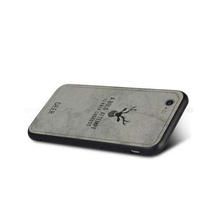 خرید قاب گوشی آیفون iPhone 6 / 6s پارچه ای طرح گوزن
