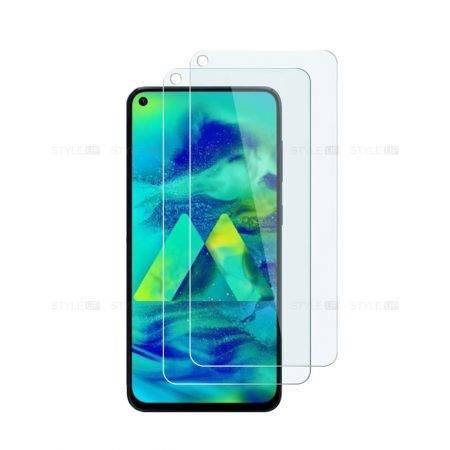 خرید محافظ صفحه گلس گوشی سامسونگ Galaxy M40 مدل 2.5D