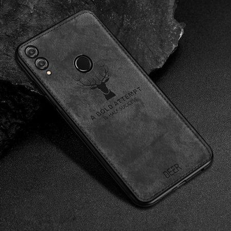 خرید قاب گوشی هواوی Honor 8X پارچه ای طرح گوزن